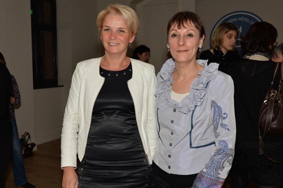 25. Géraldine Morris-Becquet (BMB Avocats) et Pascale Lagouge (Maison du Chanvre)