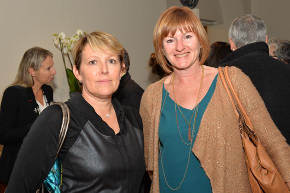 26. Marie Yvonne Dumas (Thermo Fisher Scientific) et Corinne Terrasse (Syloa)