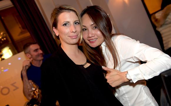 27. Jessica Nerini (SNCF) et Piyanot Thongwiset