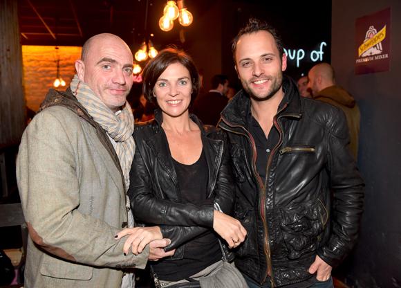 27. Arnaud Tourrette, Lucie (Café Juliette) et Fabien Spinelli (Plan B)