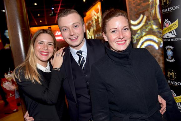 28. Pauline Job, Nicolas Jullien et Charlotte Terrier (Paul Bocuse)