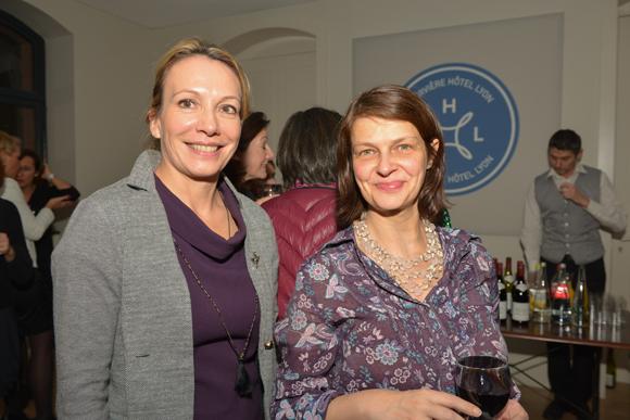 28. Anne Vermot-Desroches (Sogelym) et Isabelle Sengel (Architecte)