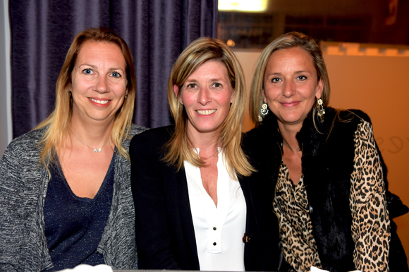 30. Anne-Laure Wachenheim, Karine Demuyter et Alexandra Lemoine