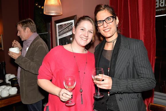 31. Sophie Leroux (Chr-ha) et Diane De Magneval (Saint Jean Industries)