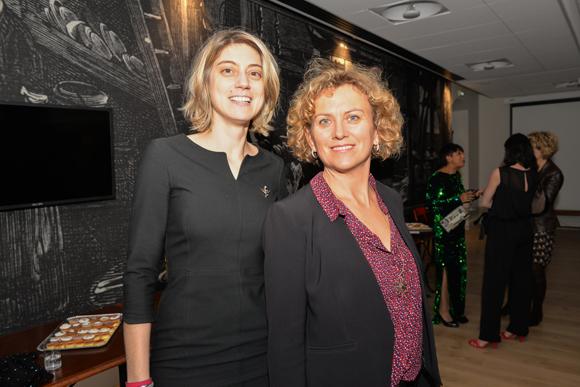 31. Agnès Sarrazin-Millet (Coactance) et Isabelle Rome Demilly (Odialis)