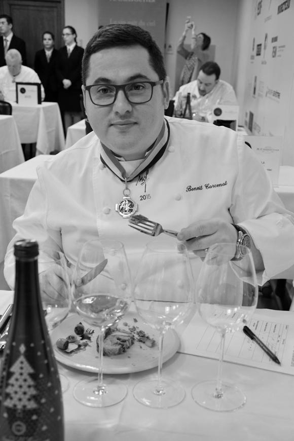 31. Benoit Carcenat