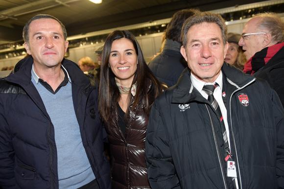32. Patrice Martinez (Proxim), Sandra et Jean-Claude Pietrocola (Média Sport Promotion)
