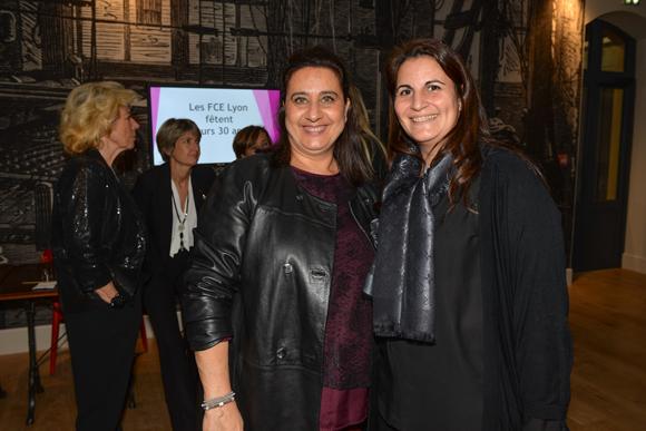 32. Martine Zaoui (notaire) et Nathalie Jourdan (conseil)