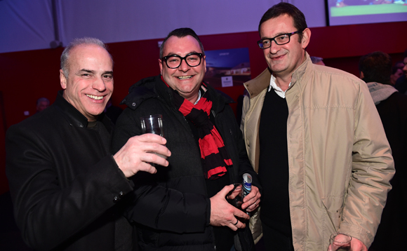 4. Serge Bollache (MSB Consulting), Frédéric Fournier (Ricard) et Roland Garin  (Vertycal)