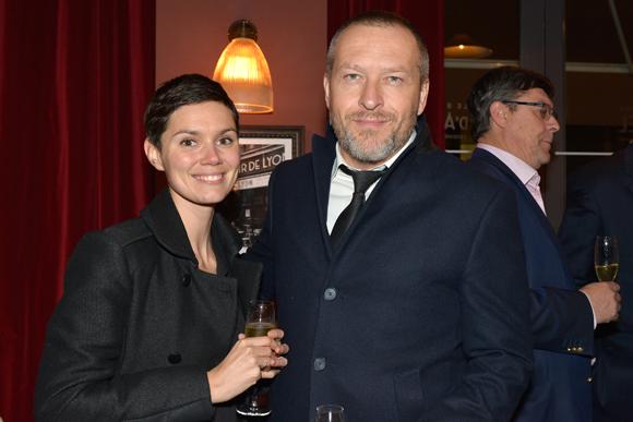 4. Audrey Piquemal et François Gaillard, directeur général d'Only Lyon Tourisme