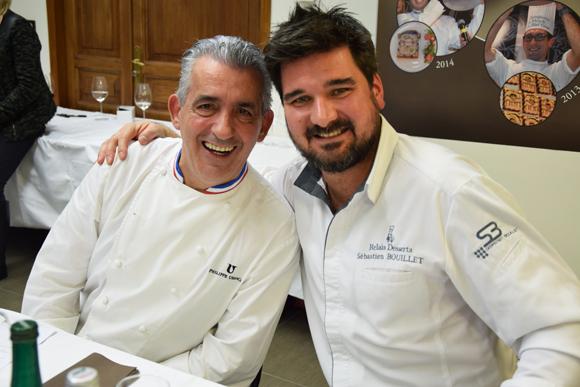 46. Philippe Urraca & Sébastien Bouillet