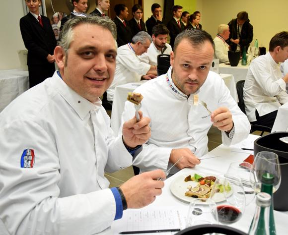 52. Yohan Lastre & Frédéric Côte