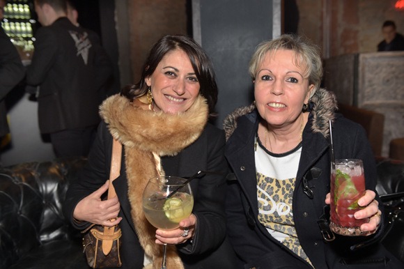5. Véronique Tahmizian et Annie Pereira (LMC Eurocold)