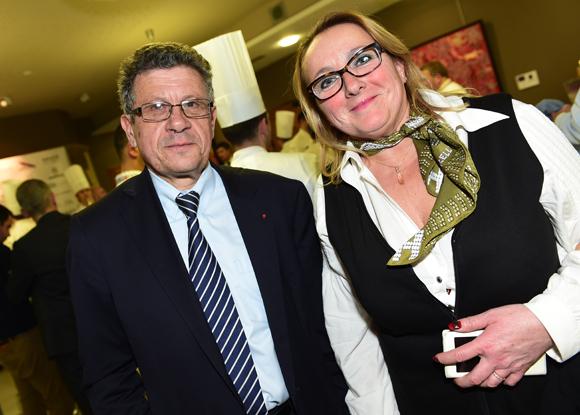 61. Jacques Gerault (Areva) et Françoise Verot (Bonnard)