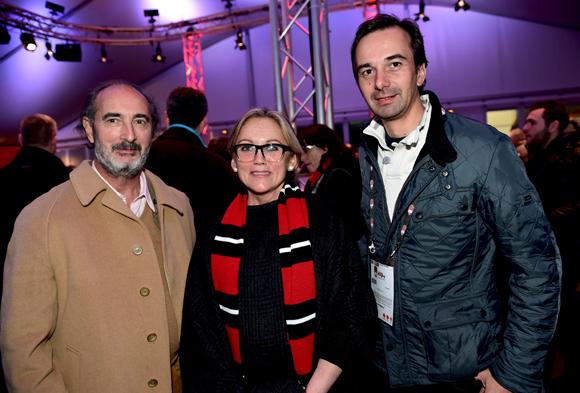 6. Christian Fichard (Habitat-Foncier), Marie-Hélène Vialette et Franck Roulin (Livewall)