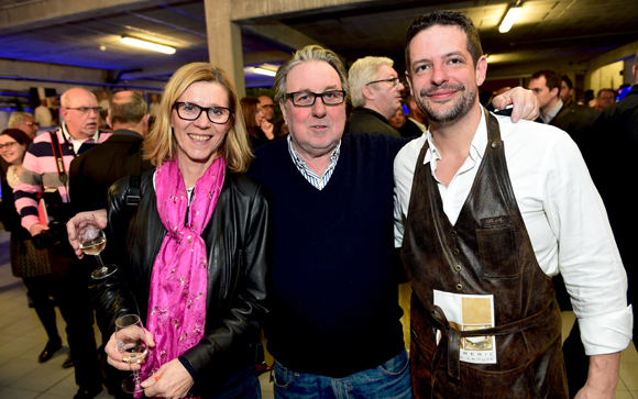 66. Agnès Haÿ, Jean-Marie Nauleau et Arnaud Bernollin
