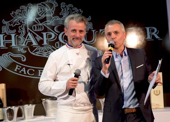 68. Mathieu Viannay et Philippe Montanay