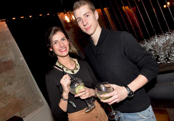 7. Julie Goulliat et Julien Père (Monkey Club)