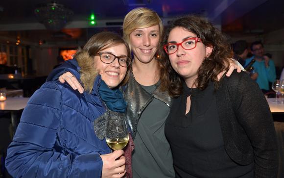 7. Amélie, Tiffany et Camille