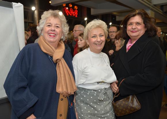7. Jacotte Brazier, Renée Richard et Françoise Bernachon