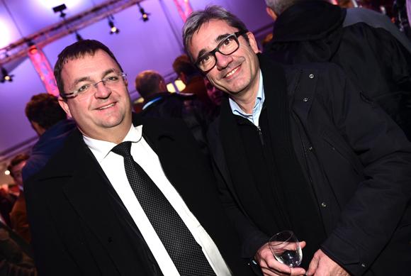 8. Hervé Faivre (Crédit Mutuel) et Robert Arcier (Cabinet Robert Arcier)