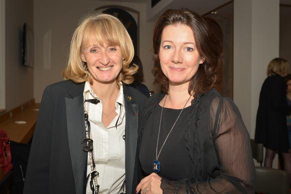 8. Marie Laure Reynaud (présidente FCE) et Emmanuelle Jalliffier-Verne (Active Avocats)