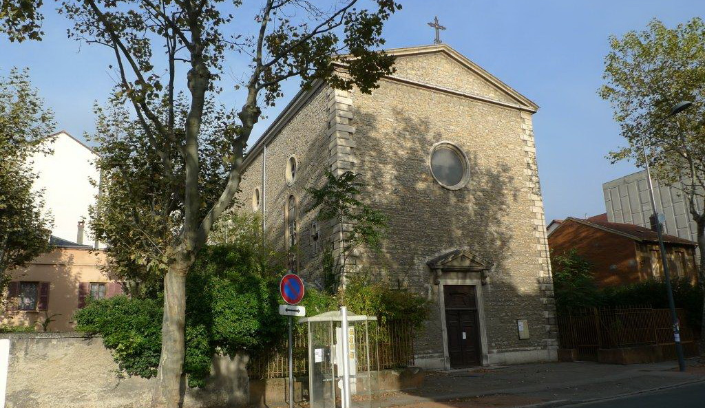 Villeurbanne. Le dernier Noël de l'Eglise de la Ferrandière ?