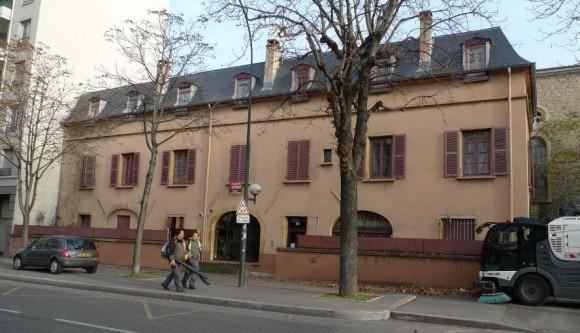 Eglise de la Ferrandiere 3