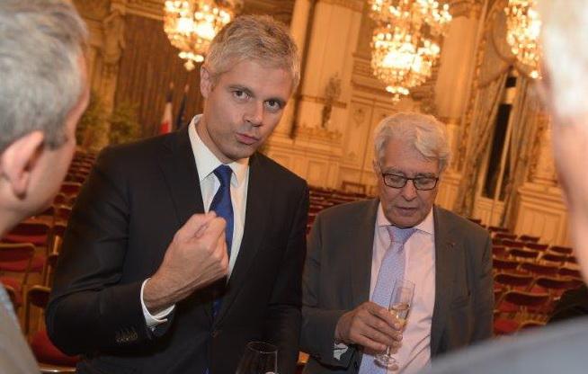Elections régionales 2015. Laurent Wauquiez vire en tête du premier tour en RAA