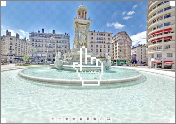 visite virtuelle place des jacobins