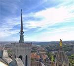 Visitez la Basilique de Fourvière à 360° Haute définition