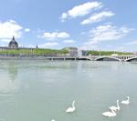 Visitez les berges du Rhône à 360°