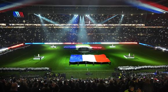 Inauguration du Stade des Lumières. Le scénario parfait !