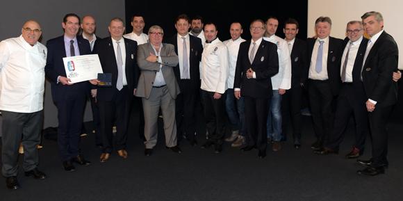 Les Toques Blanches Lyonnaises préparent leur 80ème anniversaire