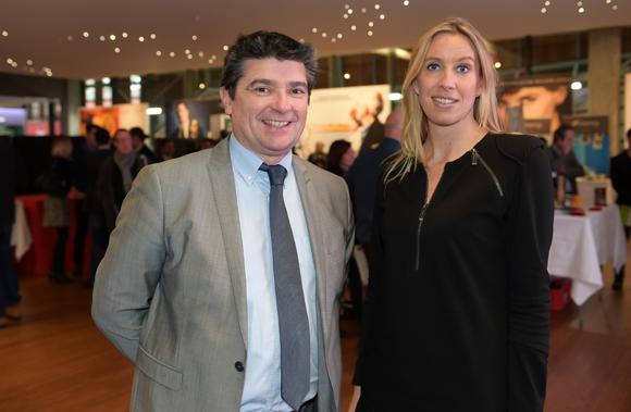 1. Philippe Menguy et Aline Germain (DS Automobile)