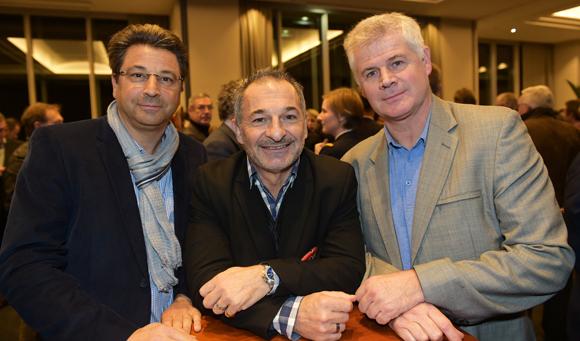 12. Michel Krief (Right Management), Jean-Paul Jacquet (Minofeel) et François Keller (Right Management)