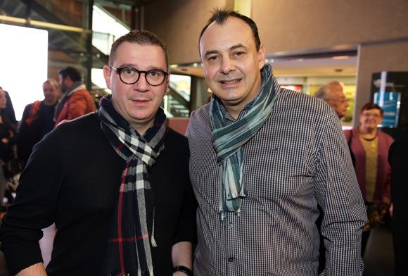 12. Yohann Chapuis (Greuze) et Christophe Roure (Le Neuvième Art)