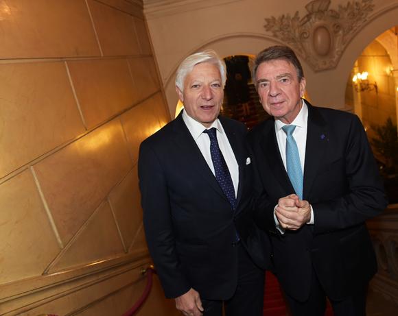 13. Marc Fraysse (Cofely GDF Suez) et Bernard Fontanel, ancien président du Medef Lyon