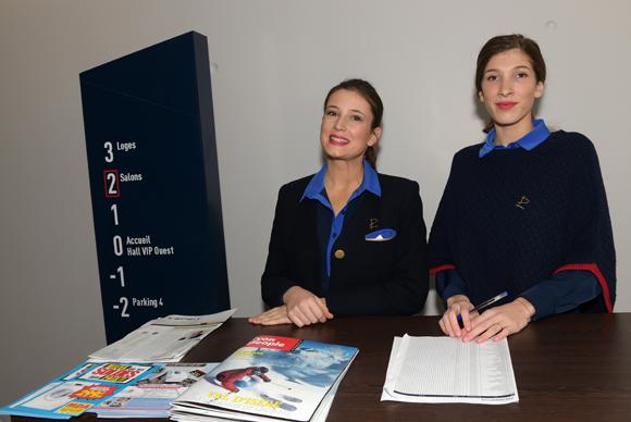 2. Marie et Clotilde (Agence Profil)