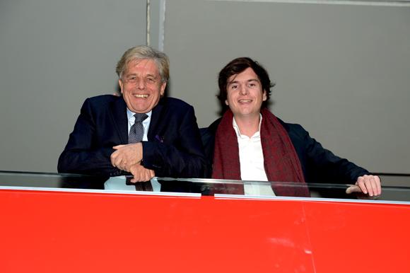 23. Erick Rostagnat (GL Events) et Marc-Antoine Ginon (LOU Rugby)