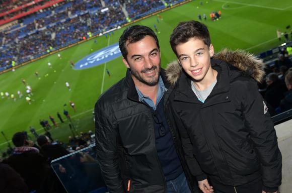24. Mathieu Jarsaillon (Webissime) et son fils Tom
