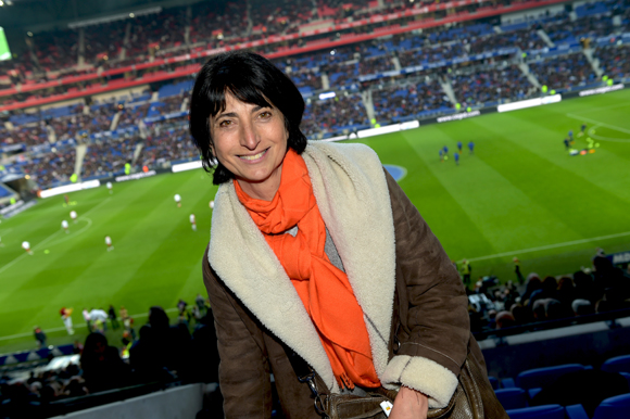 25. Anne-Marie Baezner (GL Events)