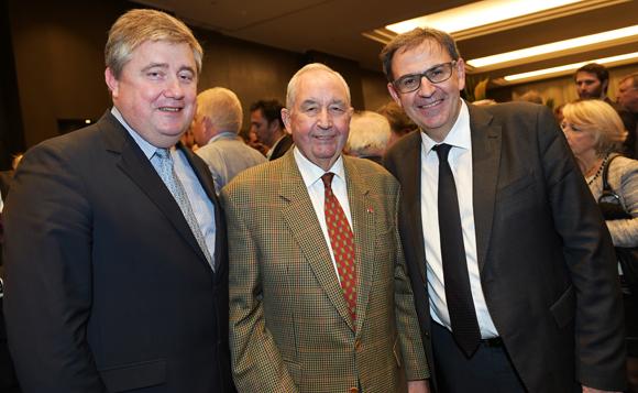 26. Benoit Soury, PDG de La Vie Claire, Jean-Paul Mauduy, président de la CRCI et David Kimelfeld, maire de la Croix-Rousse