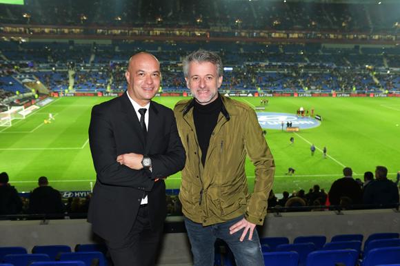 33. Jérôme Bocuse et Mathieu Viannay (Mère Brazier)