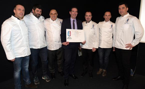33. Les nouvelles Toques Blanches Lyonnaises autour de Fabrice Prochasson (Académie Culinaire de France)