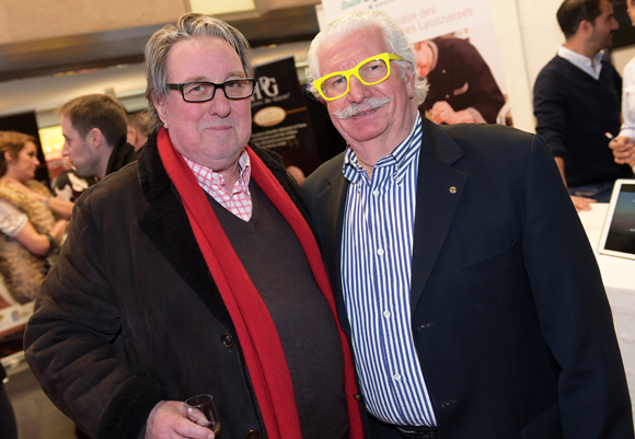 37. Jean-Marie Nauleau et Jacky Marguin