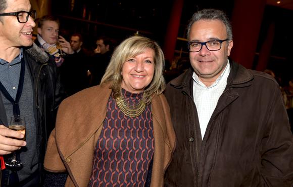 38. Corinne Hernandez et Denis Broliquier, maire du 2ème