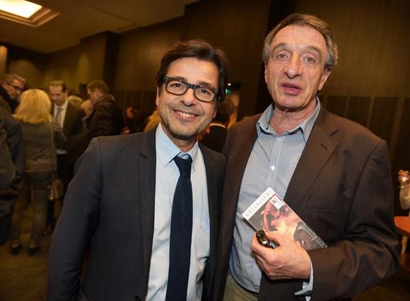 38. Emmanuel Hamelin et Michel Hallet Eghayan (Compagnie de la Danse)