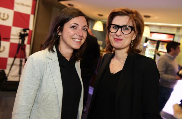 38. Elodie Garin (C Gastronomie) et Amandine Avidano (Kenwood)