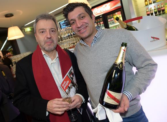 39. Jean-Jacques Billon et Tony Bellavia (Belladrinks Mumm)